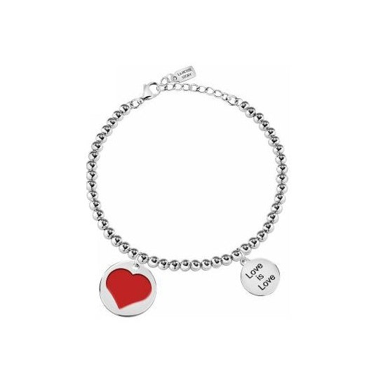 Bracciale La Petite Story Love LPS05ASD11 Follow your heart-2b Gioielli