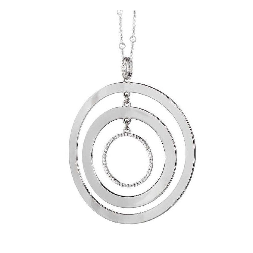 Collana Boccadamo Magic Circle XGR252 donna-2b Gioielli