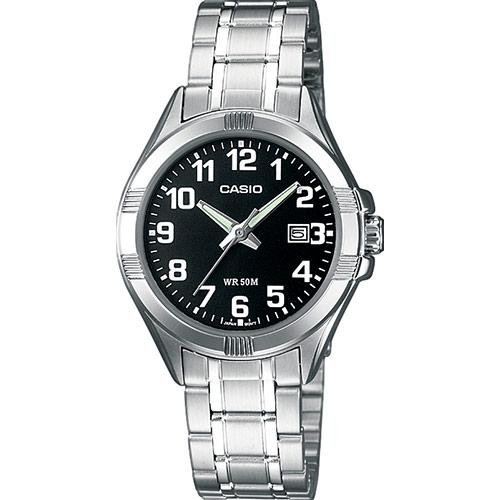 Orologio Casio Collection LTP-1308PD-1BVEF donna 31mm-2b Gioielli