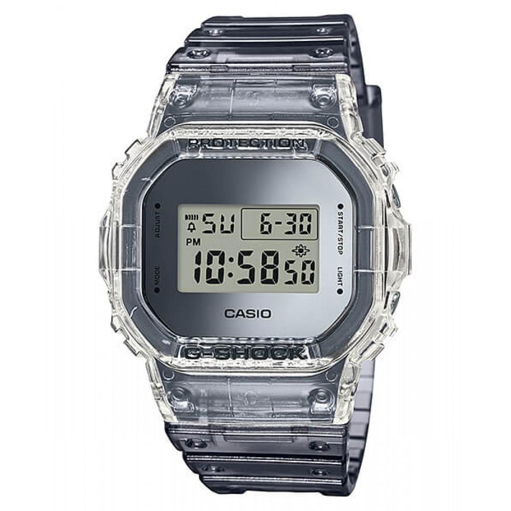 Orologio Casio G-Shock DW-5600SK-1ER Skeleton Series Limited Edition-2b Gioielli