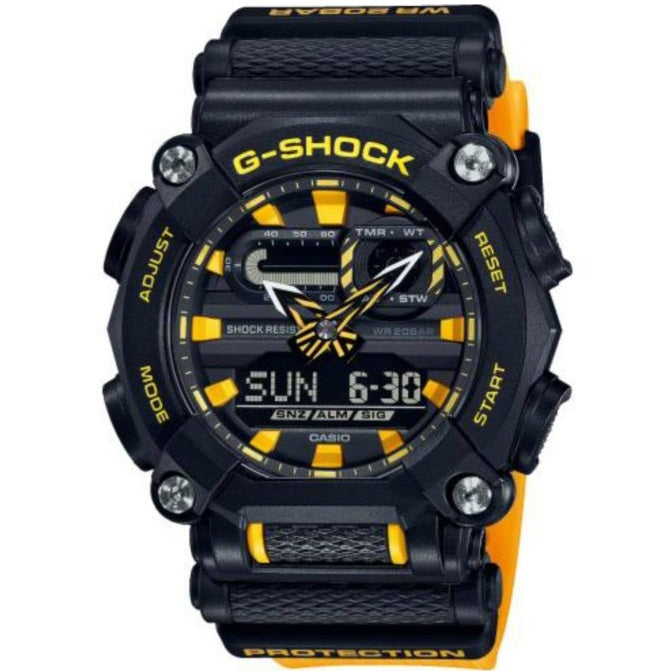 Orologio Casio G-Shock GA-900A-1A9ER Heavy Duty