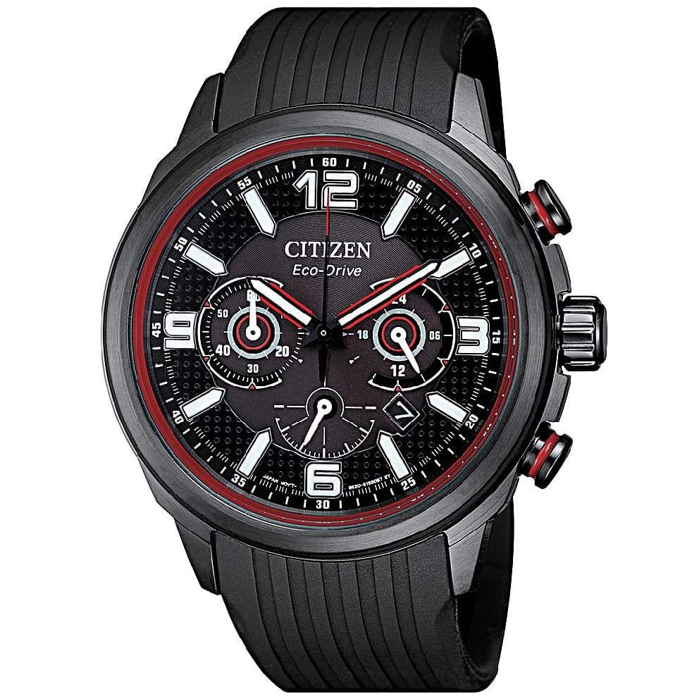 Orologio Citizen Of Collection Crono Racing 4381 CA4386-10E uomo 43mm cronografo-2b Gioielli