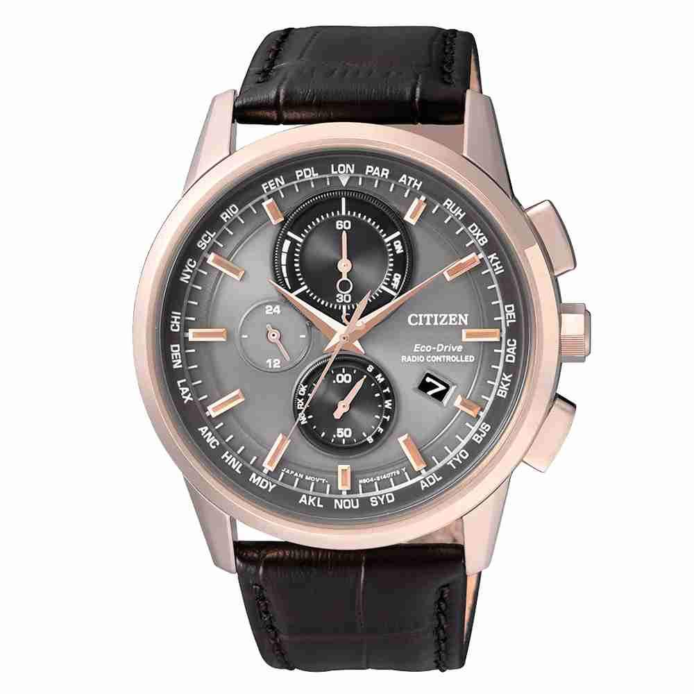 Orologio Citizen Radiocontrollato AT8113-12H H804 uomo 43mm-2b Gioielli