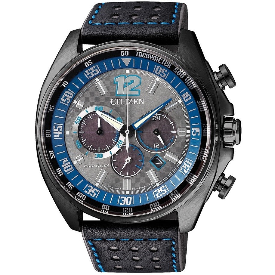 Orologio Citizen Of Collection CA4199-17H Crono Racing uomo 44 mm
