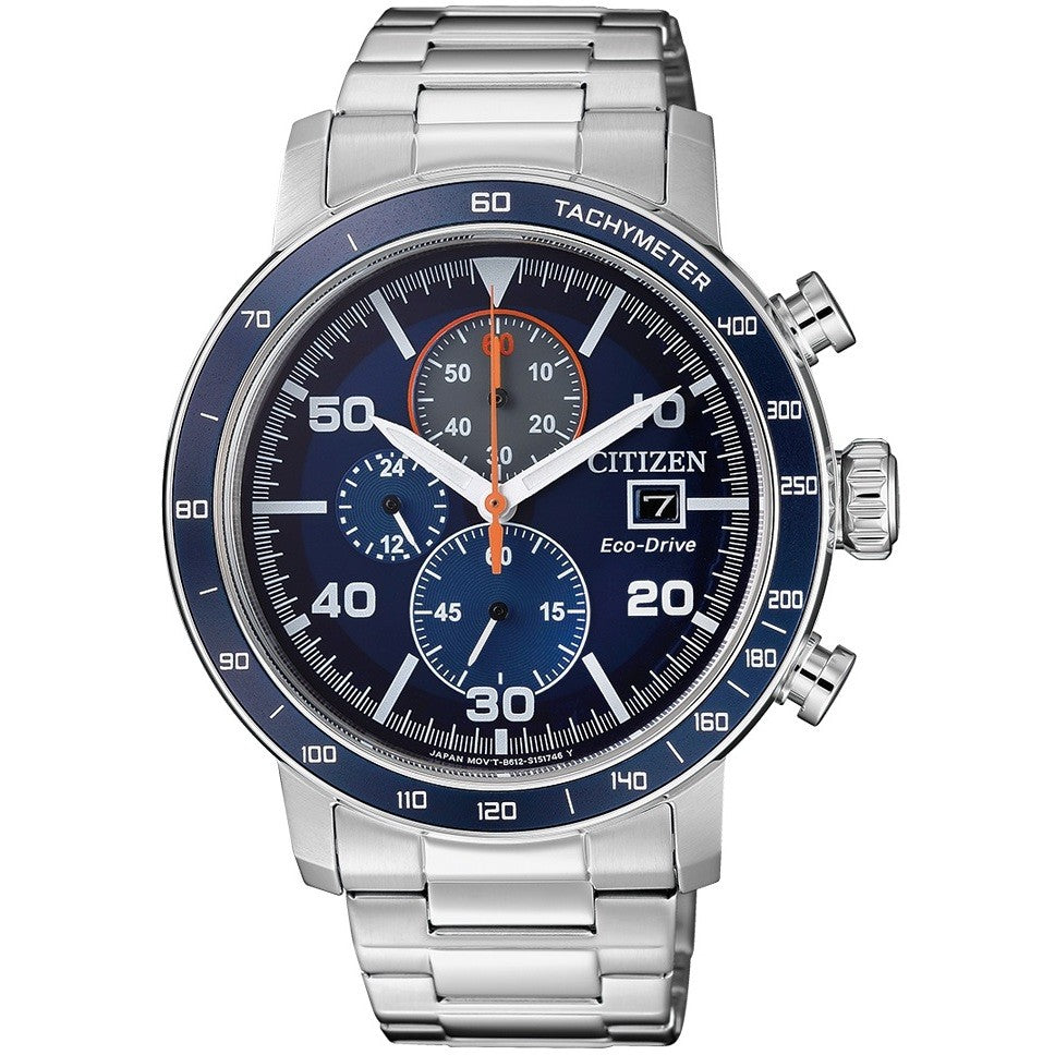 Orologio Citizen Of Collection CA0640-86L Chrono Sport uomo 44mm