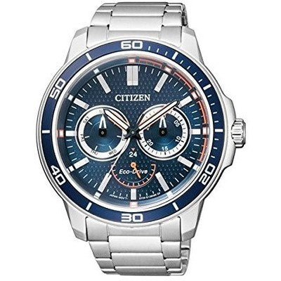 Orologio Citizen Of Collection BU2040-56L Marine uomo 46mm-2b Gioielli