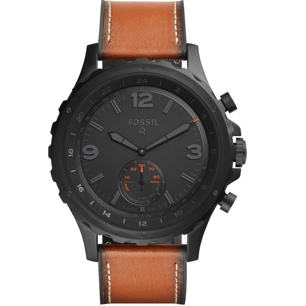 Orologio Fossil Q Hybrid FTW1114 Q Nate smartwatch 50mm