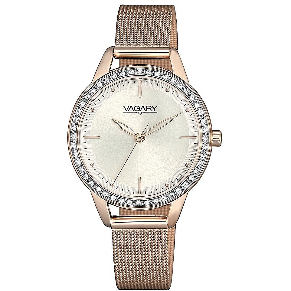 Orologio Vagary by Citizen Flair IK7-627-11 donna 31 mm-2b Gioielli