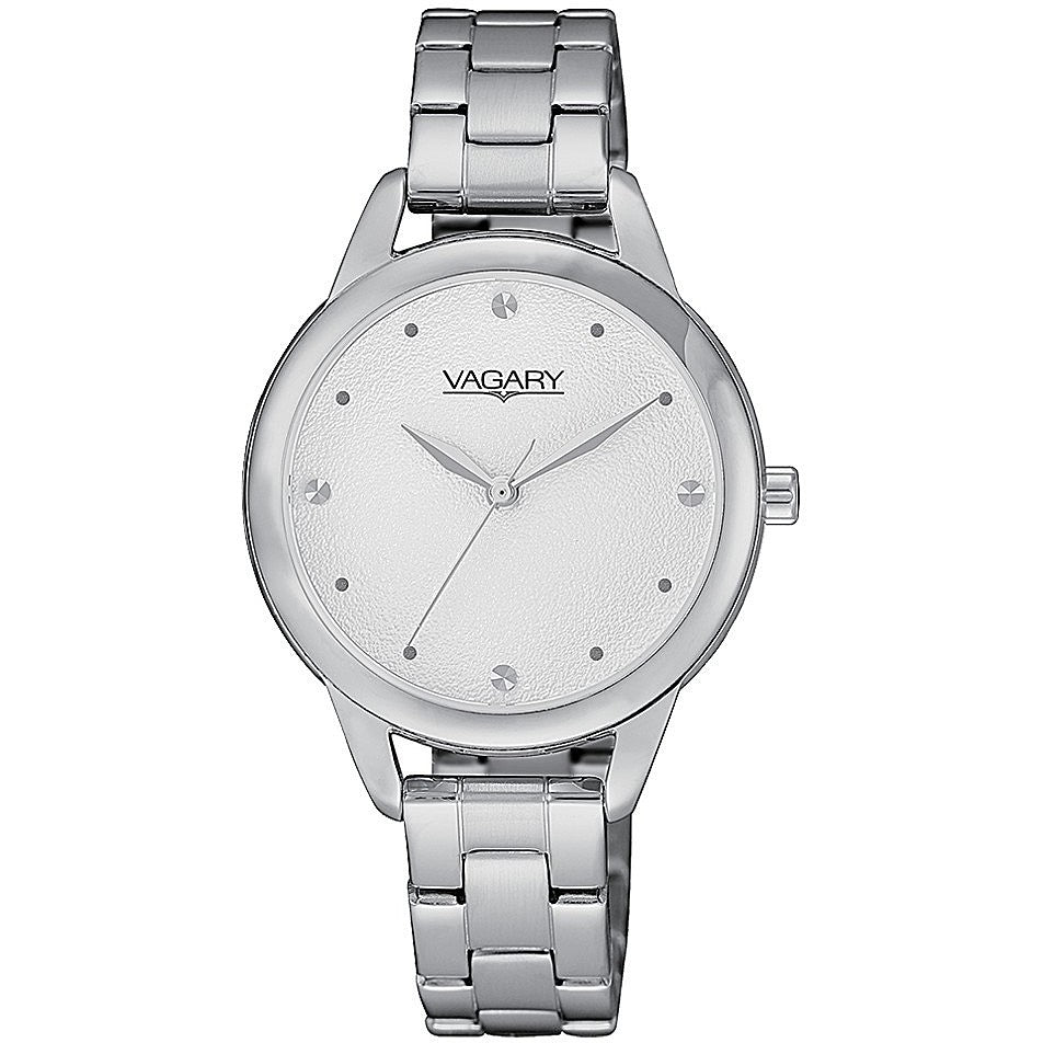 Orologio Vagary by Citizen Flair IK9-018-13 donna 31 mm silver-2b Gioielli