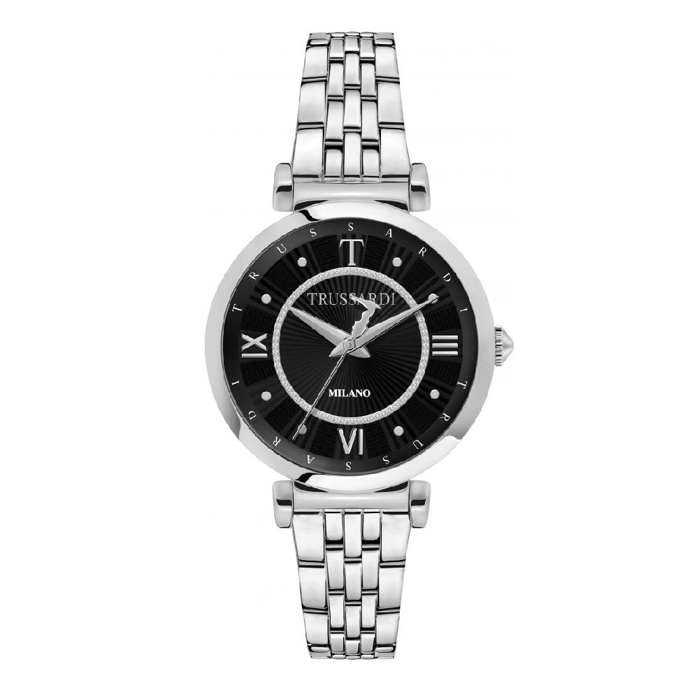 Orologio Trussardi T-Twelve R2453138504 donna 34 mm