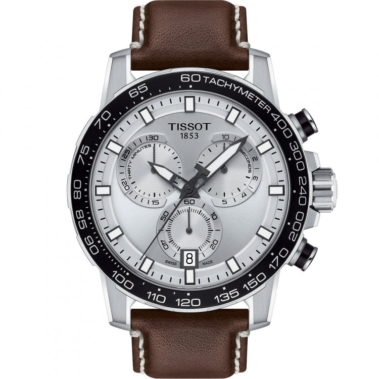Orologio Tissot Supersport Chrono T125.617.16.031.00 45mm-2b Gioielli
