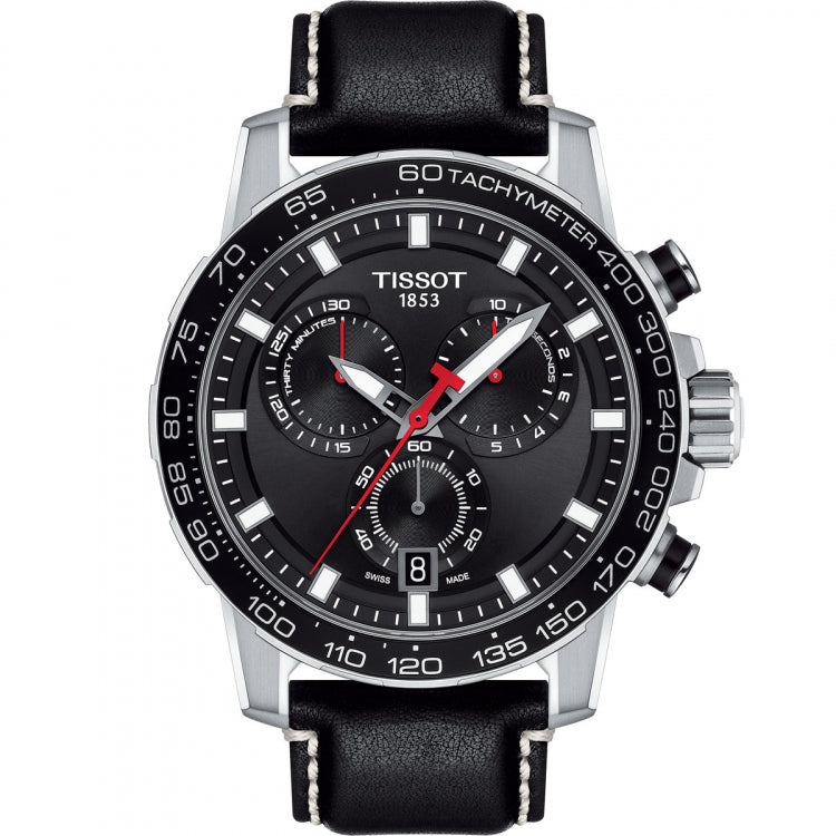 Orologio Tissot Supersport Chrono T125.617.16.051.00 45mm-2b Gioielli