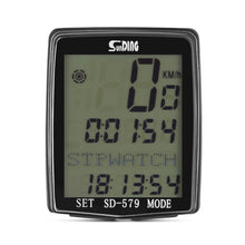 Load image into Gallery viewer, RUNACC Wired Bike Computer Universal Bike Speedometer