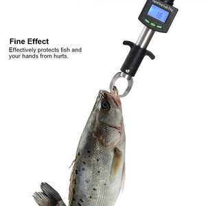 RUNACC Digital Fish Lip Gripper Fish Scale