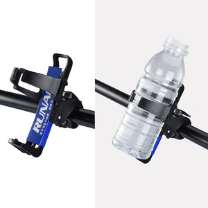 RUNACC Bicycle Water Bottle Cage Holder Rack for Stroller MTB Bike