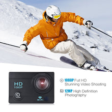 Load image into Gallery viewer, RUNACC Waterproof WIFI Sport Camera