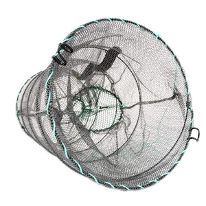 RUNACC Portable Folding Fishing Net