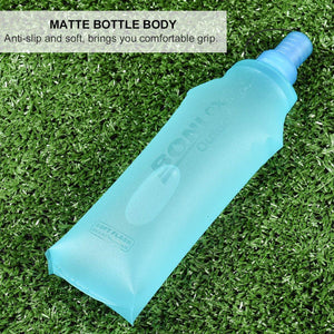 RUNACC Collapsible Water Bottle with Filter