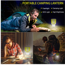 Load image into Gallery viewer, RUN-Camping-Lantern-LED-Flashlight