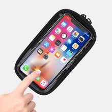 Load image into Gallery viewer, RUNACC Bike Bags 6.5 Inches Phone Bag Head Tube Pouch with Rain Cover