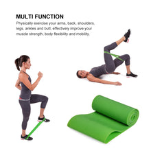 Load image into Gallery viewer, RUNACC-Resistance-Loop-Bands-Latex-Exercise-Band-Stretch-Resistant-Pull-Rings-for-Crossfit-Yoga-and-Physical-Therapy-Set-of-5-9
