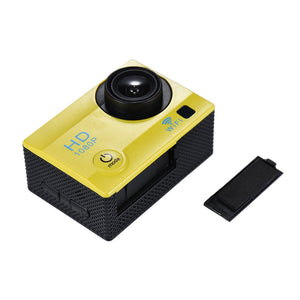 RUNACC Waterproof WIFI Sport Camera