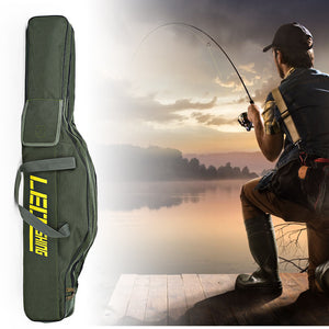 RUNACC Waterproof Fishing Rod Bag