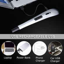 Load image into Gallery viewer, RUNACC Electric Arc Lighter with USB Charging Cable