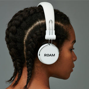 ROAM Journey On Ear Bluetooth Headphones