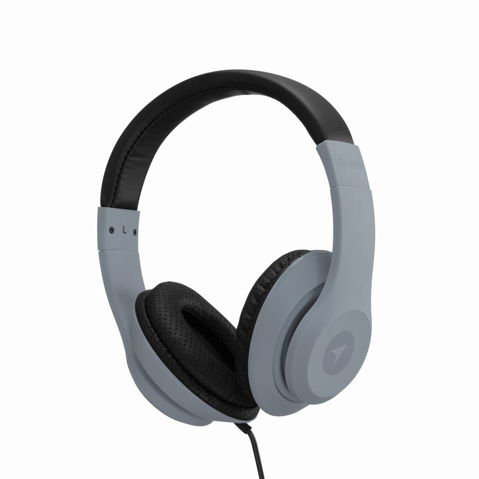ROAM Colours On Ear Plus with Mic Headphones