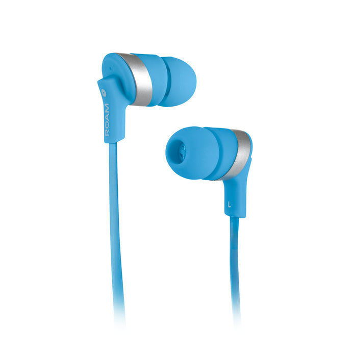Roam Colours Earbuds with Bluetooth
