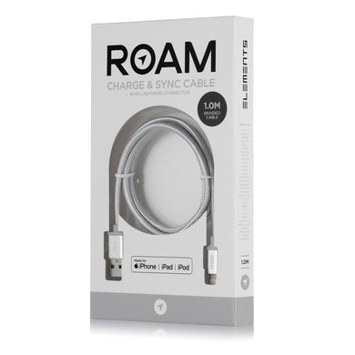 Roam MFI Cable Silver