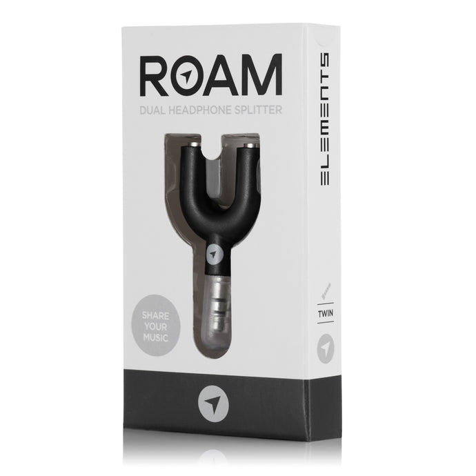 ROAM Dual Headphone Splitter