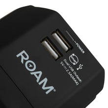 Load image into Gallery viewer, ROAM World Plug Travel Adapter