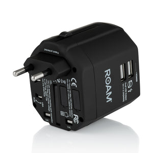 ROAM World Plug Travel Adapter