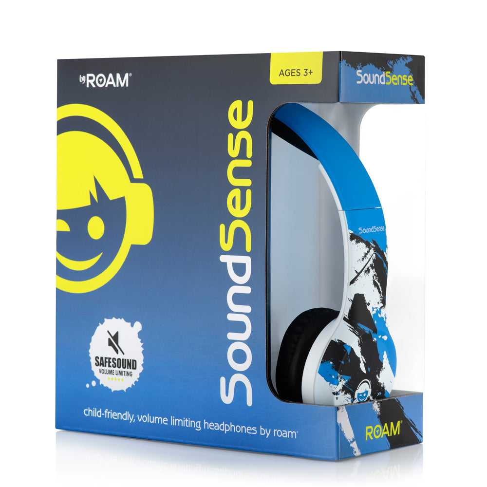 ROAM SoundSense Kid's On Ear Headphones