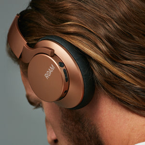 Top of the range headphones