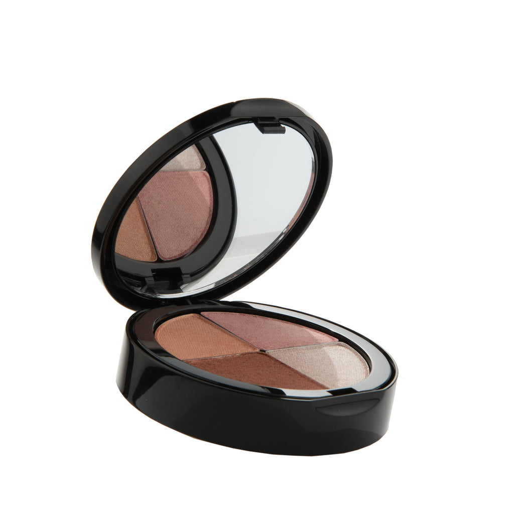 Warm Breeze Quattro Blusher Shadows