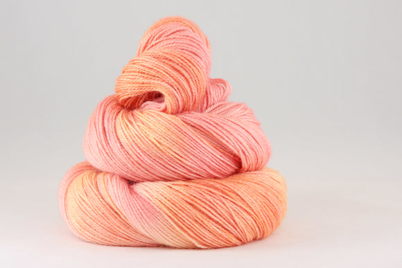 Darling Sock - Grapefruit Crush