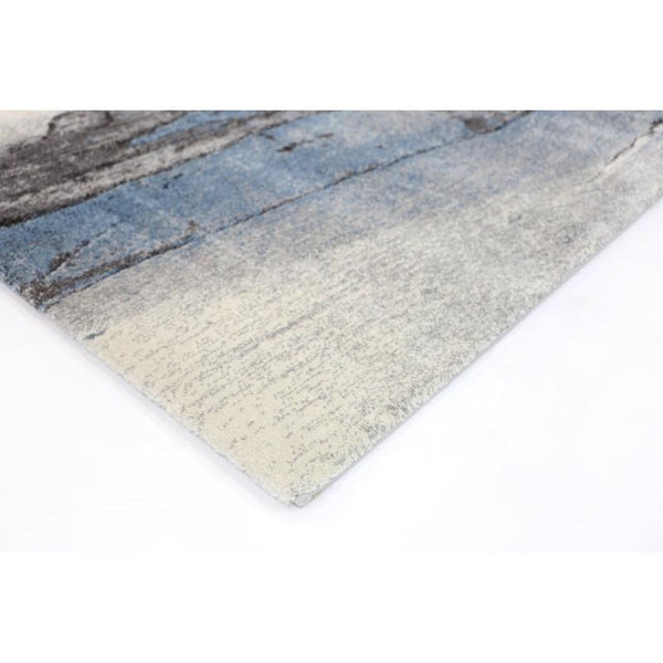 A RUG | ADORA 23160 GREY/BLUE | Quality Rugs and Furniture