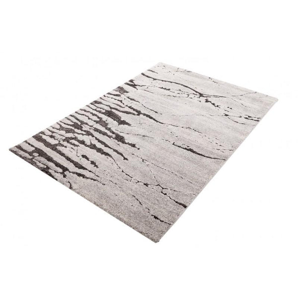 A RUG | ADORA 15501 BLACK/GREY | Quality Rugs and Furniture