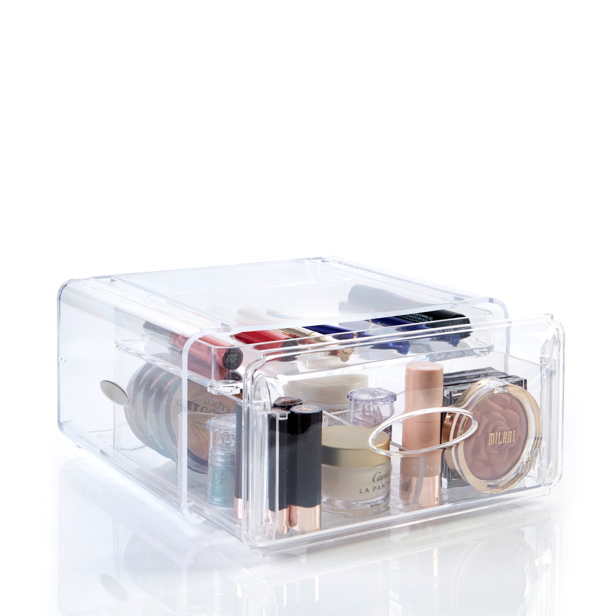 SEE ME MIDI :: 2-Drawer Makeup & Cosmetics Organiser