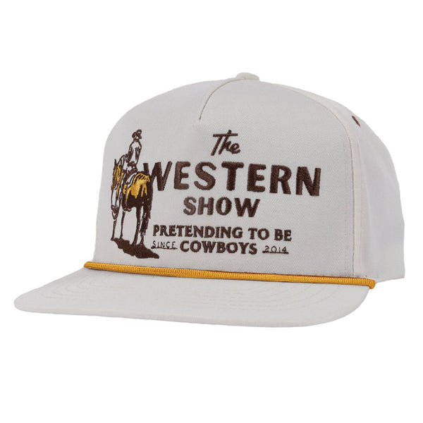 The Western Show Hat