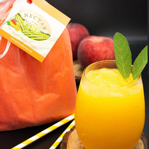 Peach Mango Wine Slushy Mix