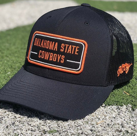 Hooey Oklahoma State Banner Hat