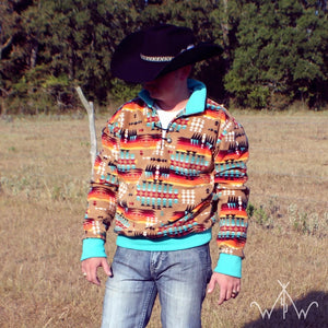 Southern Sky Pullover