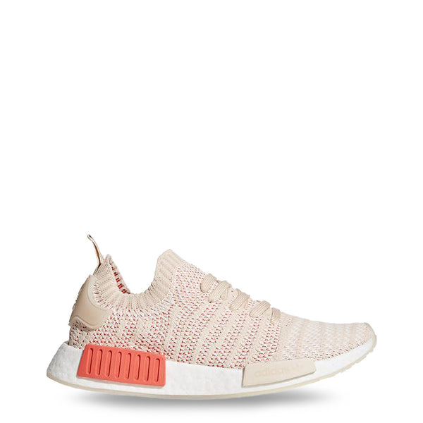 Adidas - Sneakers femme rose orange