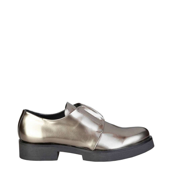 Ana Lublin -Chaussures Gris Vernis Femme