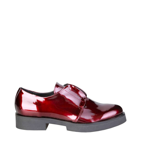 Ana Lublin -Chaussures Rouge Vernis Femme
