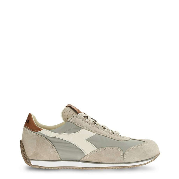 Diadora Heritage - Sneakers Homme, Gris, Lacets